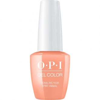 Coral-ing Your Spirit Animal - GelColor