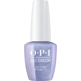 Just a Hint of Pearl-ple - GelColor