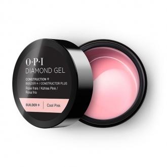 Bubble Bath Builder+ Gel (Cool Pink) - Diamond Gel