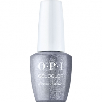 OPI Nails the Runway - GelColor