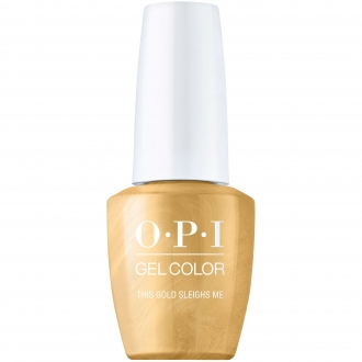 This Gold Sleighs Me - GelColor
