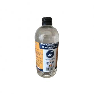 Alcool désinfectant recharge 500 ml