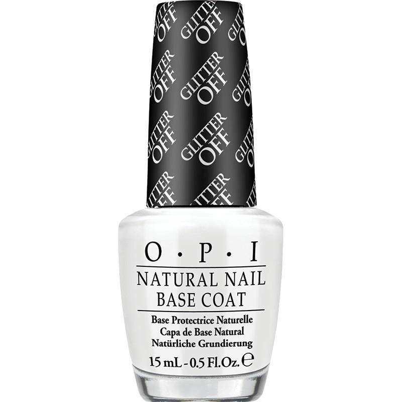 Glitter-off Base Coat