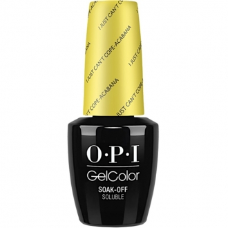 I Just Can't Cope-acabana - GelColor 15ml