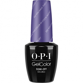 Do You Have This Color in Stock-holm? - GelColor 15ml