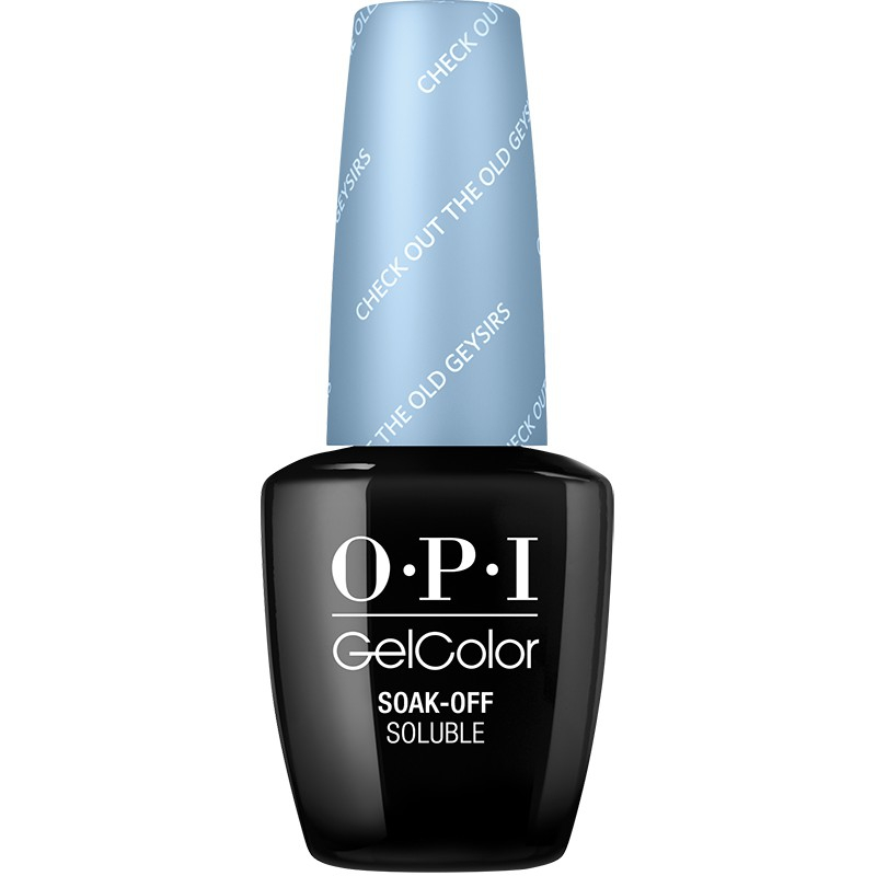 Check Out the Old Geysirs - GelColor 15ml