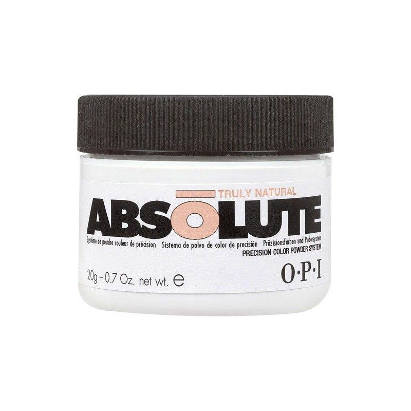 Absolute Powder Truly Natural (20gr)