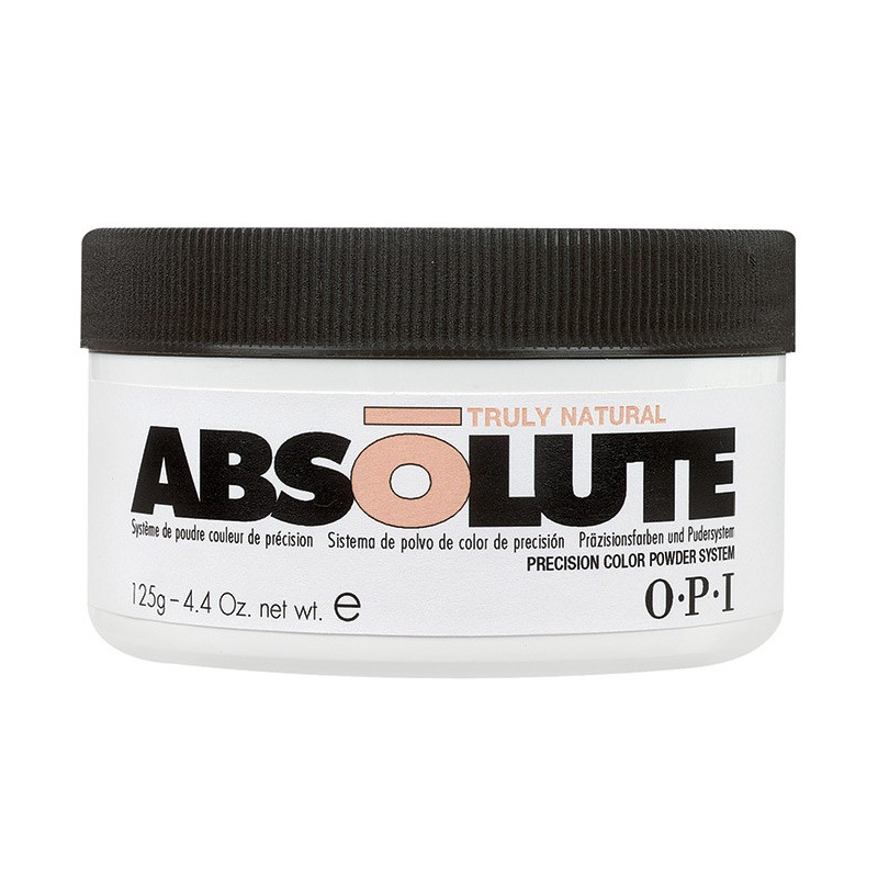 Absolute Powder Truly Natural (125gr)