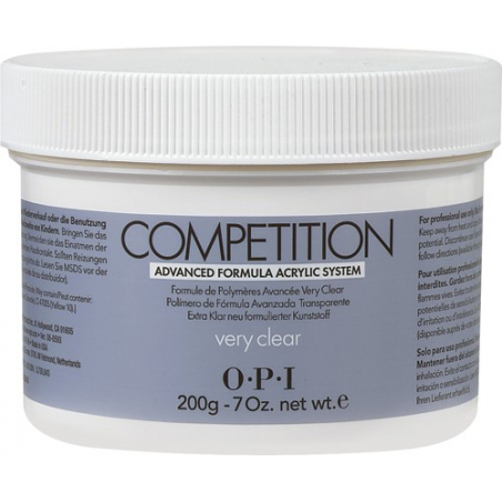 Competition Very Clear  (200 gr)