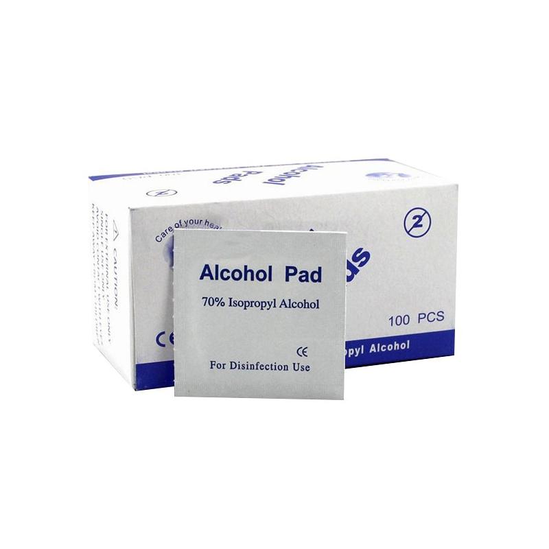 Alcohol Pads (100 stuks)