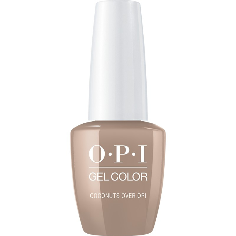 Coconuts Over OPI (GelColor 15ml)