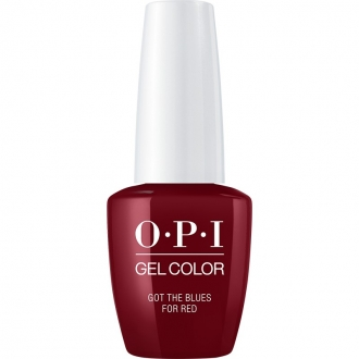 Got the Blues for Red (GelColor 15ml)