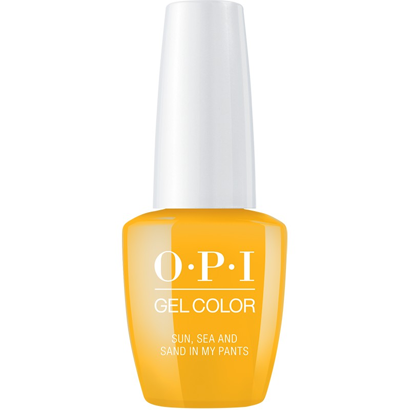 Sun, Sea and Sand in My Pants - GelColor 15ml