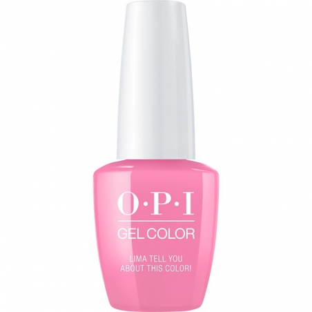 Lima Tell You About This Color! - GelColor 15ml