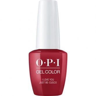 I Love You Just Be-Cusco - GelColor 15ml