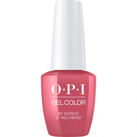 """My address is """"Hollywood"""" - GelColor 15ml"""