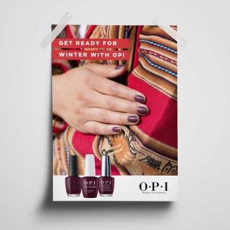 OPI Poster Winterkleuren