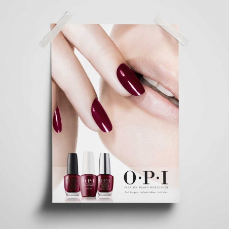 OPI Poster Color Treatments