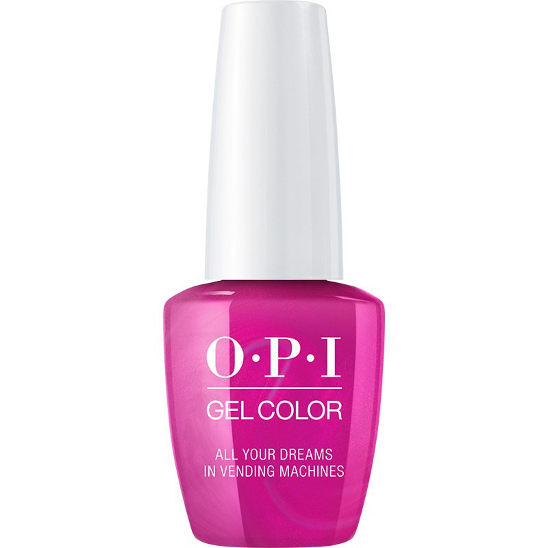 All Your Dreams in Vending Machines - GelColor 15ml