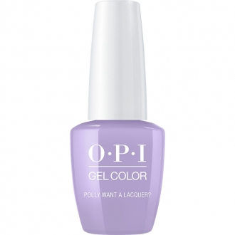 Polly Want a Lacquer? - OPI GelColor 15ml