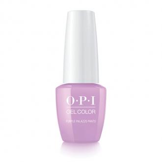 Purple Palazzo Pants - OPI GelColor 7.5ml
