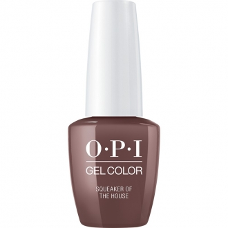 Squeaker of the House - OPI GelColor 15ml