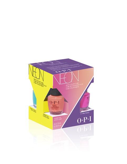 Neons by OPI - Nagellak Mini-4-pack