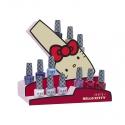Hello Kitty Holiday Collection - Vernis à ongles présentoir (12 pièces)