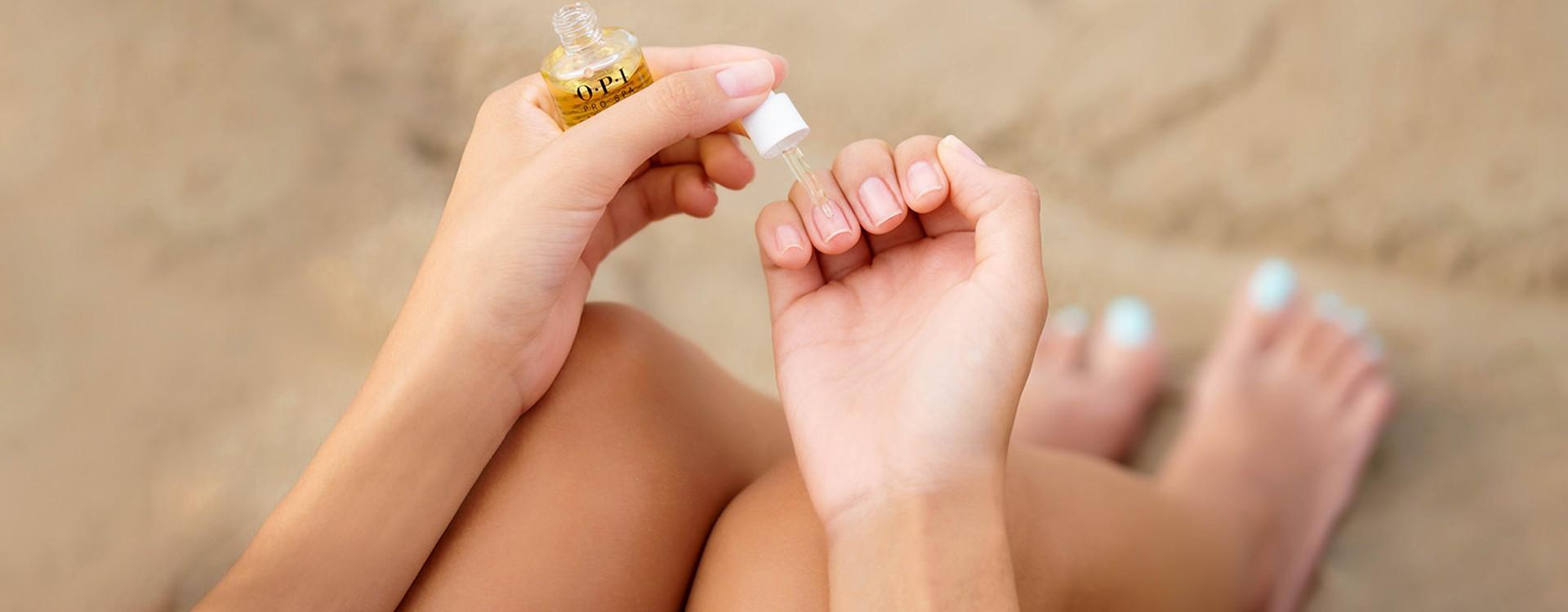 5 redenen om nagelriemolie te adviseren